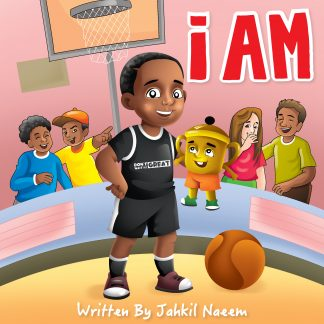 I Am book cover